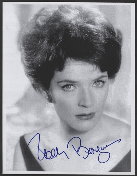 Polly Bergen Signed Photograph