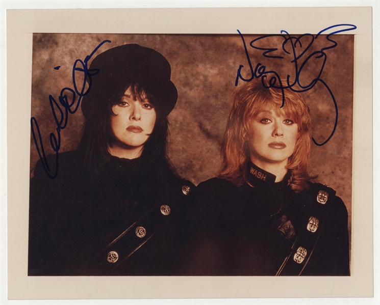 Heart Signed 8 x 10 Photograph