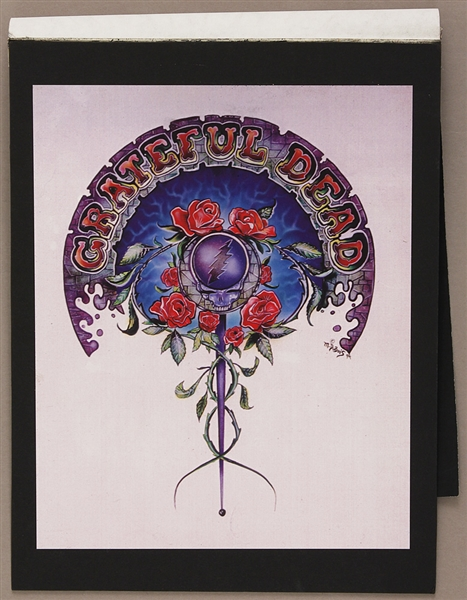 Grateful Dead Original Artwork