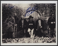 Allman Brothers Band Signed Photograph