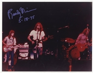 Eagles Randy Meisner Signed Capitol Theater Photograph