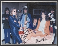 Jefferson Airplane Signed Photographic Print