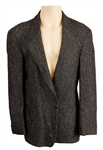 Michael Jackson Owned & Worn Grey Wool Sports Jacket