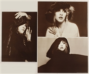 "Stevie Nicks Original Herbert Worthington ""Wildheart"" Alternative Album Cover Artwork Photographs"