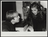 Tom Petty & Stevie Nicks Original Herbert Worthington Stamped Photograph