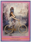 "Richard Avedon Signed ""Marilyn Monroe as Lillian Russell"" Original First Edition Poster"