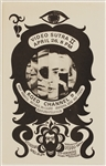 Grateful Dead/Andy Warhol Original Video Sutra II Handbill
