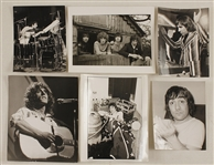 The Who Original Stamped Photographs