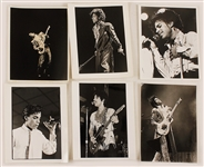 Prince Original Stamped Photographs