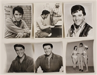 Elvis Presley Original Stamped Photographs