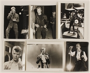 David Bowie Original Stamped Photographs