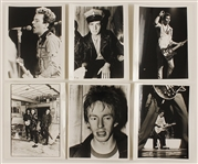 The Clash Original Stamped Photographs