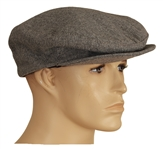 Bruce Springsteen 1975 Stage Worn Grey Newsboy Hat from Obie