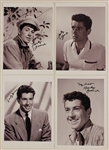 Farley Granger Signed Publicity Photograph Archive