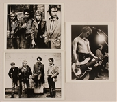 Sex Pistols Original Stamped Photographs