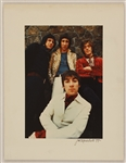 The Who Original Jim Marshall Signed, Dated & Stamped Photograph