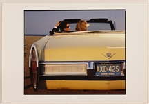 "Bruce Springsteen Original Annie Leibovitz ""Tunnel Of Love"" Album Cover Outtake Giclée Print Photograph"