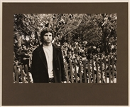 Jim Morrison Original Jim Marshall Signed & Stamped Photograph