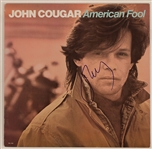 "John Cougar Signed ""American Fool"" Album"