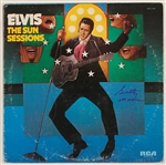 "Scotty Moore Signed ""Elvis The Sun Sessions"" Album"
