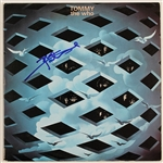 "The Who Pete Townshend Signed ""Tommy"" Album"