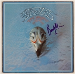 "Eagles Randy Meisner Signed ""Greatest Hits"" Album"