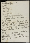 Beatles Paul McCartney & Stuart Sutcliffe Handwritten Set List and Lyrics Circa 1960-61