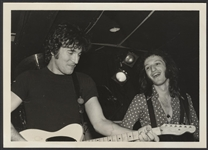 Bruce Springsteen Original Stone Pony Performance Photograph
