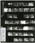 The Rolling Stones  Original Friedhelm von Estorff Stamped 1967 Concert Contact Sheet