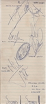 Rolling Stones 1964 Autographs from Ready, Steady, Go!