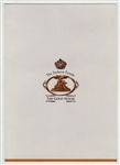 Michael Jacksons Original Jackson Family Guest House Folder