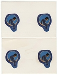 Michael Jackson Original Neverland Ranch Stickers (2)