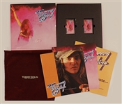 """Tommy Bolin: The Ultimate"" Geffen Records Limited Edition Monogrammed Box Set"