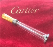 George Harrison Cartier Cigarette Holder Gifted to Pattie Boyd