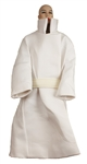 "Lady Gaga ""Saturday Night Live"" Photo Shoot Worn Custom White Sculptural Coat"