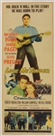 "Elvis Presley ""Love Me Tender"" Original Movie  Lobby Poster"