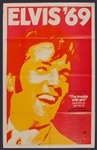"Elvis Presley ""Elvis 69 - The Trouble With Girls"" Original Movie Poster"