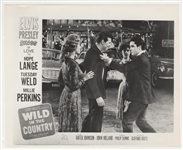 "Elvis Presley ""Wild In The Country"" Original Promotional Movie Photograph"