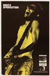 "Bruce Springsteen Original ""Greetings From Asbury Park"" Columbia Records Promotional Poster"