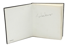 "John Lennon Signed 1965 ""A Spaniard In The Works""  Authenticated by Frank Caiazzo"