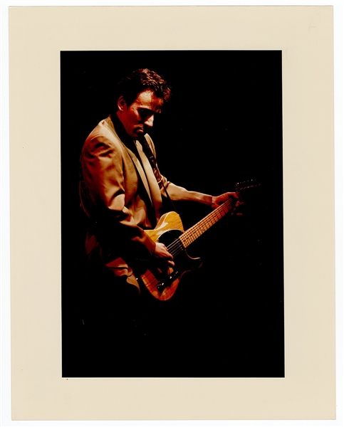Bruce Springsteen Original Neal Preston11 x14  Photograph