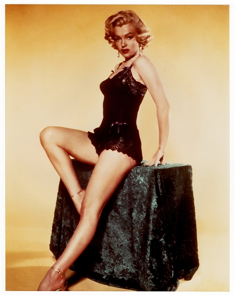 Marilyn Monroe Original Promotional Photograph
