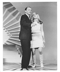 Frank and Nancy Sinatra Original Photograph