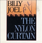 "Billy Joel Signed ""The Nylon Curtain"" Album"