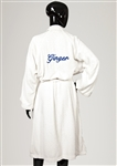 Spice Girl Geri Halliwell Spiceworld Tour Worn Custom Adidas Robe