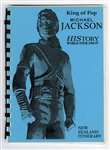 "Michael Jackson Owned  and Used ""History World Tour 1996-97"" New Zealand Concert Tour Itinerary"