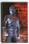 Michael Jackson Owned & Used History World Tour Concert Itinerary