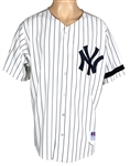 1996 Kenny Rogers New York Yankees Home Jersey (Possibly Worn in 1996 World Series)