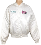 Joe Walsh Worn 1991 Miss America Pageant Worn White Judges Jacket