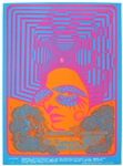 Big Brother & the Holding Company (Janis Joplin) Original 1967 Avalon Ballroom Concert Poster